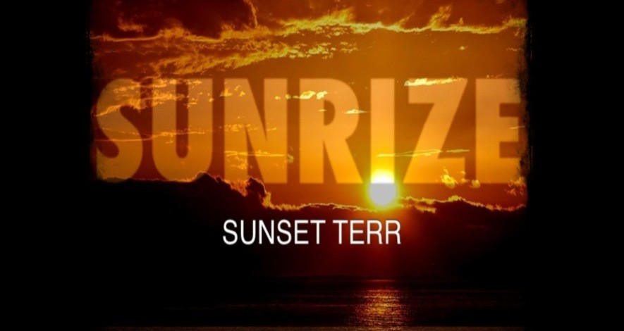 'SUNRIZE' The new album by Sunset Terr available now!