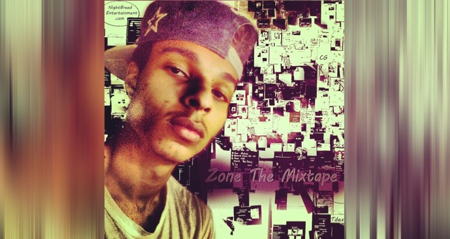 "Download CG's mixtape ""ZONE"""